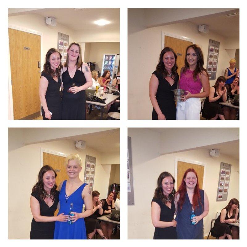 Women's Player Awards
