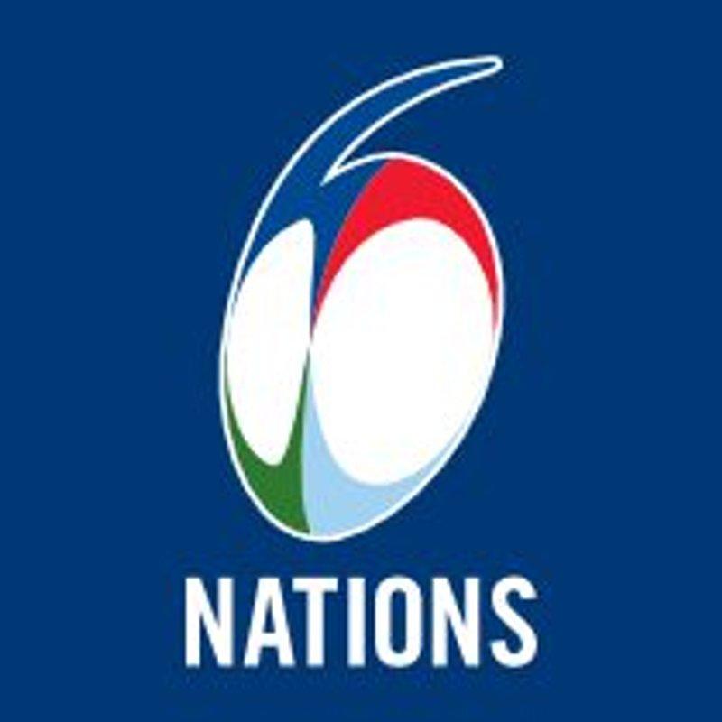 6 Nations Fixtures 2018