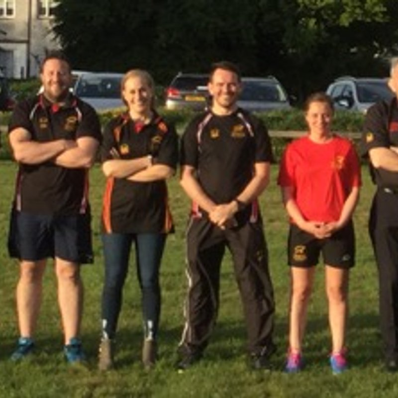 New Coaches at Grangemouth Stags