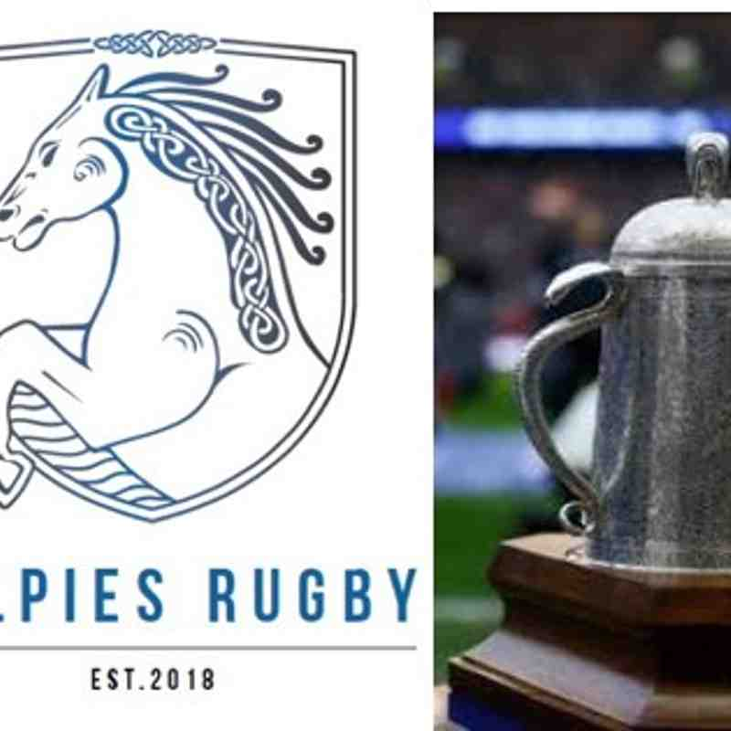 Kelpies Calcutta Cup