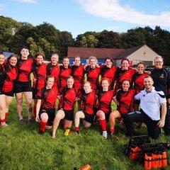 Stagettes V Aberdeenshire Quines 09/09/18
