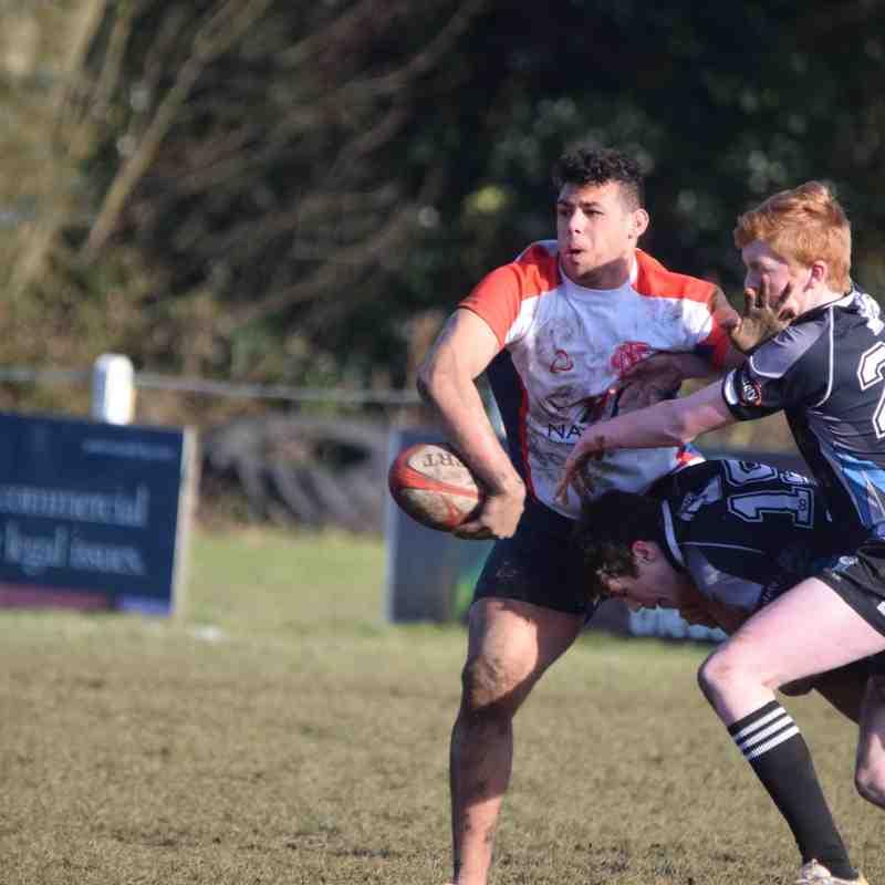 Northern U17 v Berwick U18