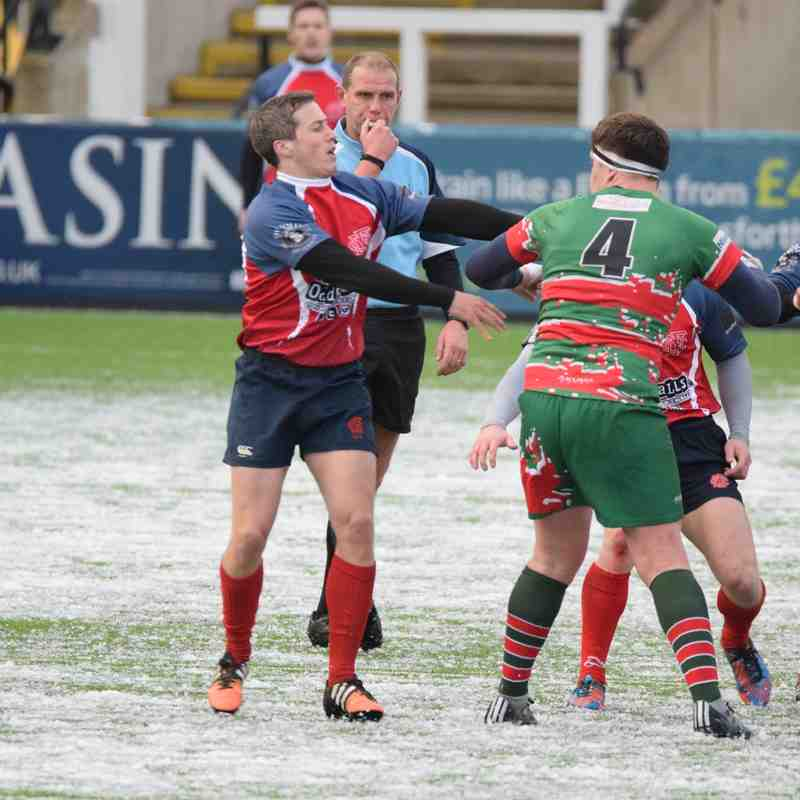 Northern XV v West Hartlepool XV