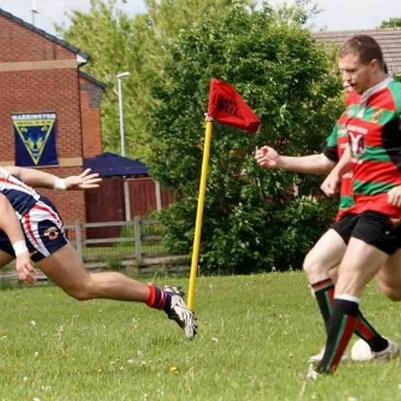 Bank Quay v Roose Pioneers