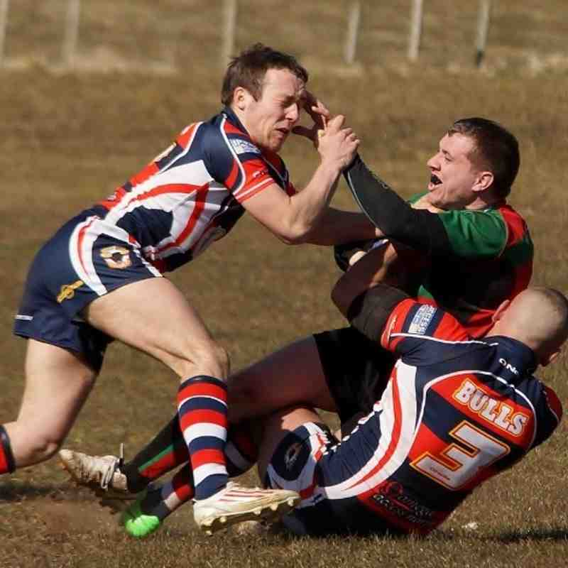 Roose Pioneers v Bank Quay Bulls