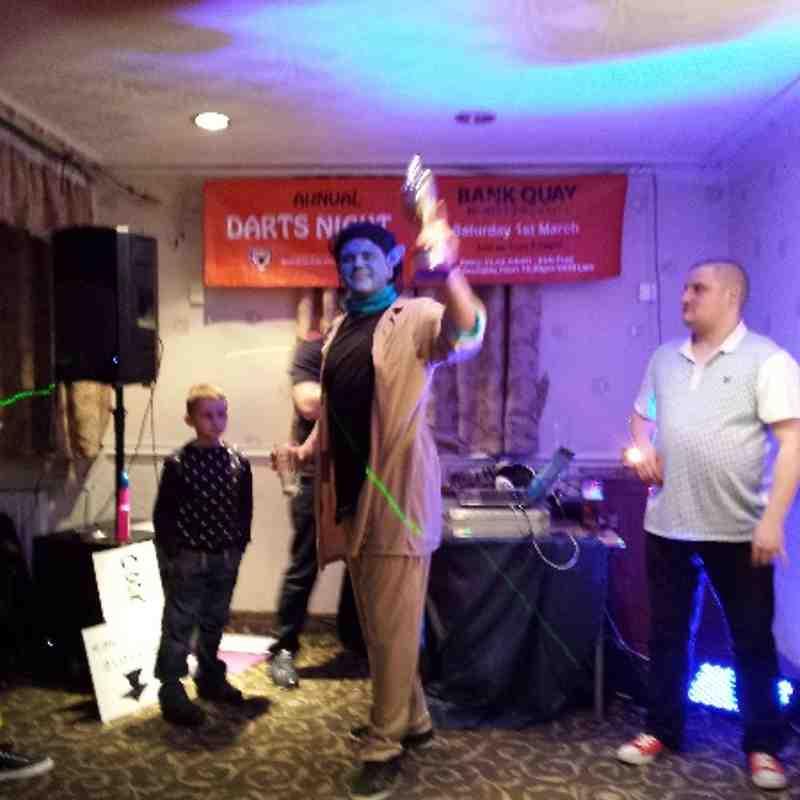 2014 Fandy Dress Darts Championship