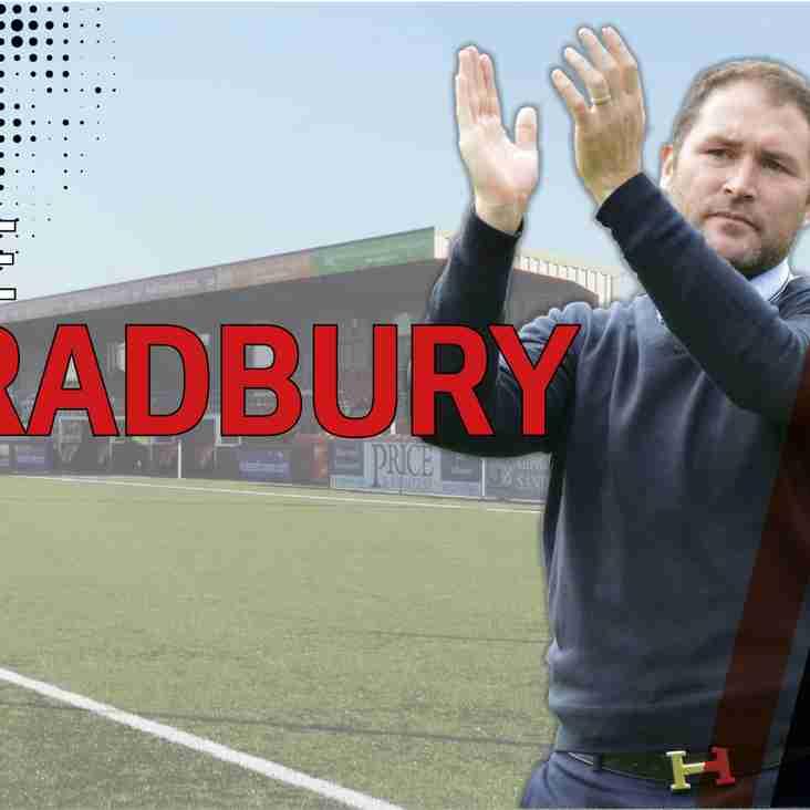 Bradbury Takes Control At The Lane
