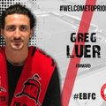 Luer is the Latest Addition