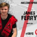 James Signs On