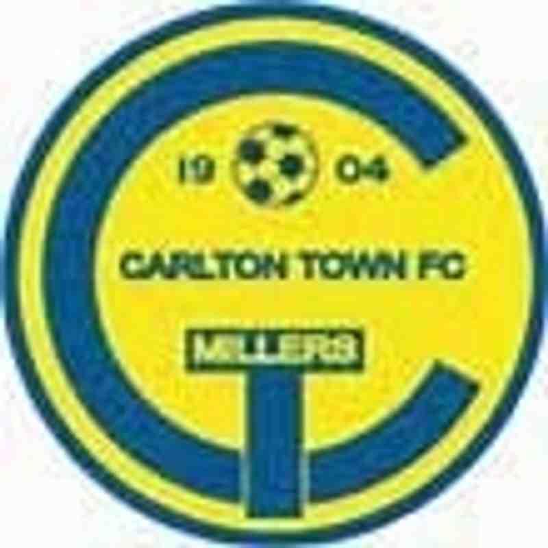 Carlton Town FC (away) 13/08/2016