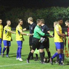 Gresley FC (home) 27/09/2016