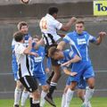 NEWCASTLE TOWN 2-1 CARLTON TOWN