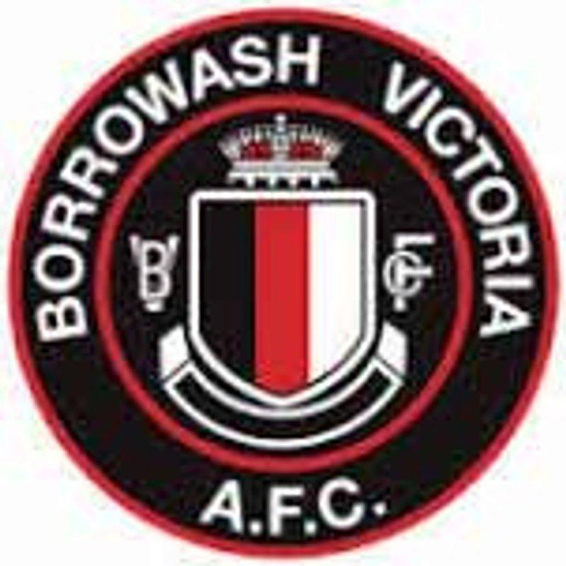 Borrowash Victoria U21s (home) 18/10/2016