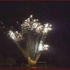 Carlton Town FC Fireworks Extravaganza 2016