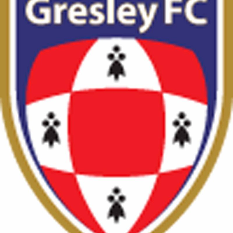 Gresley FC (away) 21/01/2017