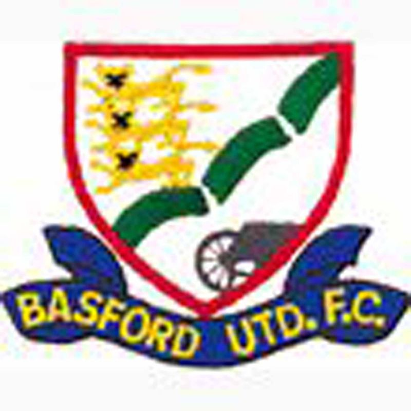 Basford United FC (home) league 17/04/2017