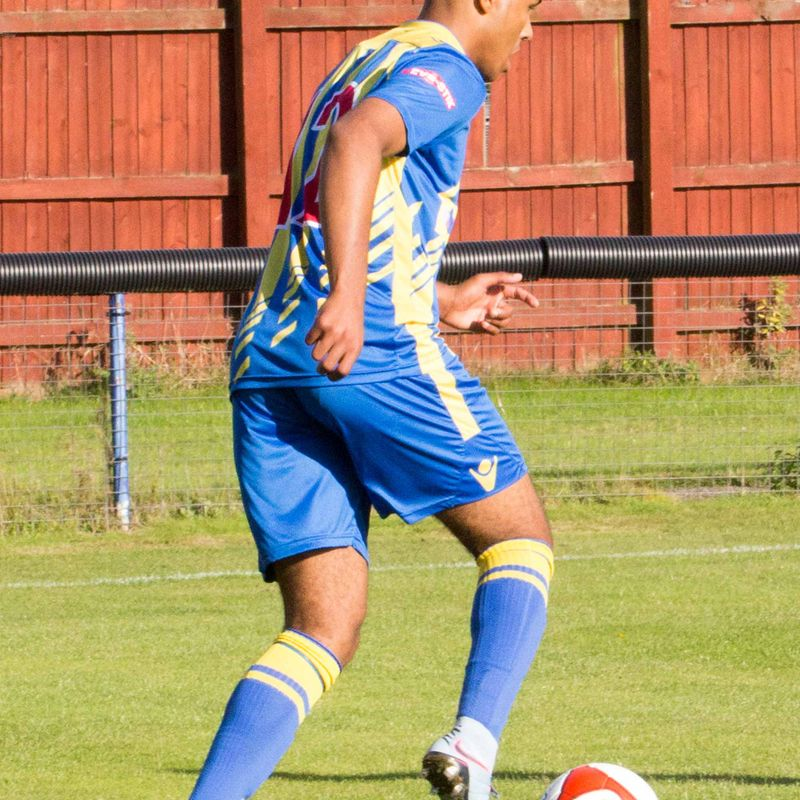 Kidsgrove Athletic FC (home) 09/09/2017
