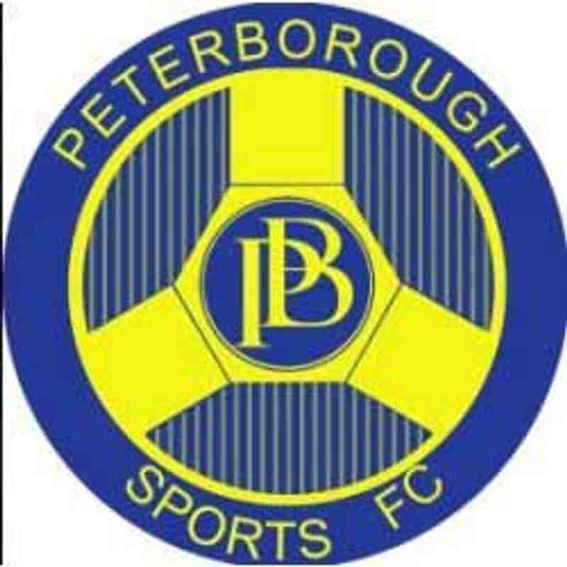Peterborough Sports FC (away)