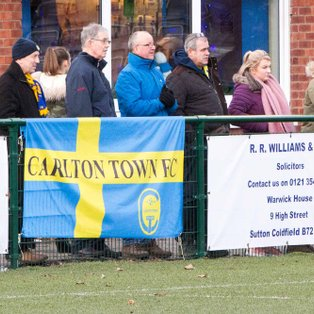 ROMULUS 2-2 CARLTON TOWN - MATCH REPORT