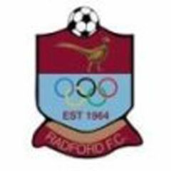 Radford FC (away) Notts. Senior Cup 10/01/2018
