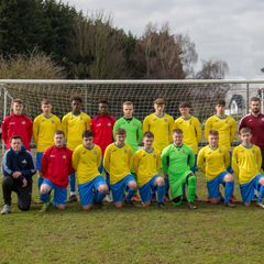 Carlton Town FC Academy v Matlock Town Academy (home)