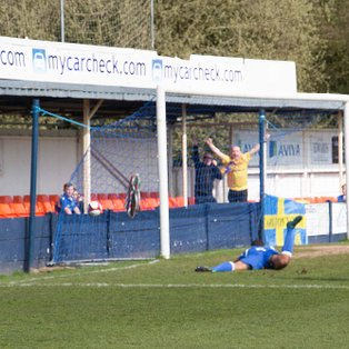 KIDSGROVE ATHLETIC 3-3 CARLTON TOWN - MATCH REPORT