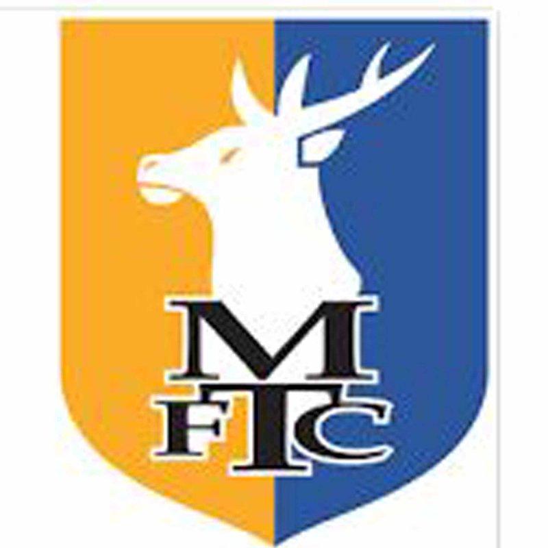 Carlton Town FC v Mansfield Town FC (friendly) 03/08/2018