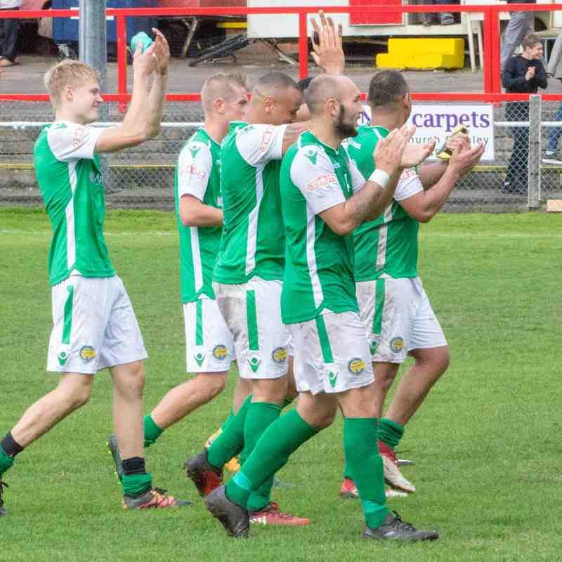 Gresley FC (away) 08/09/2018