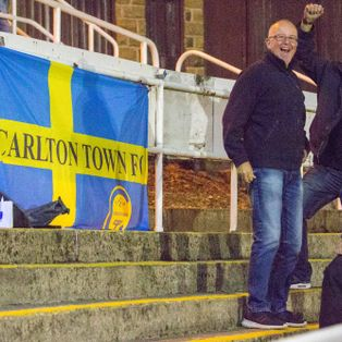 STOCKSBRIDGE PS 1-0 CARLTON TOWN - MATCH REPORT
