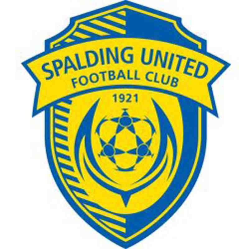 Spalding Utd. FC (away) league 02/10/2018