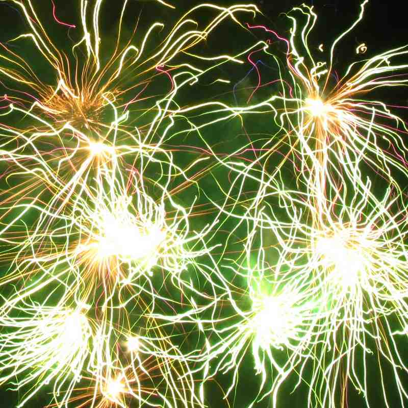 Fireworks event 2018
