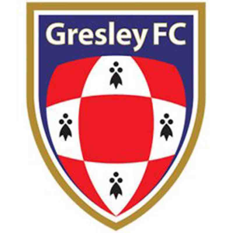 Gresley FC (home) League Cup 31/10/2018