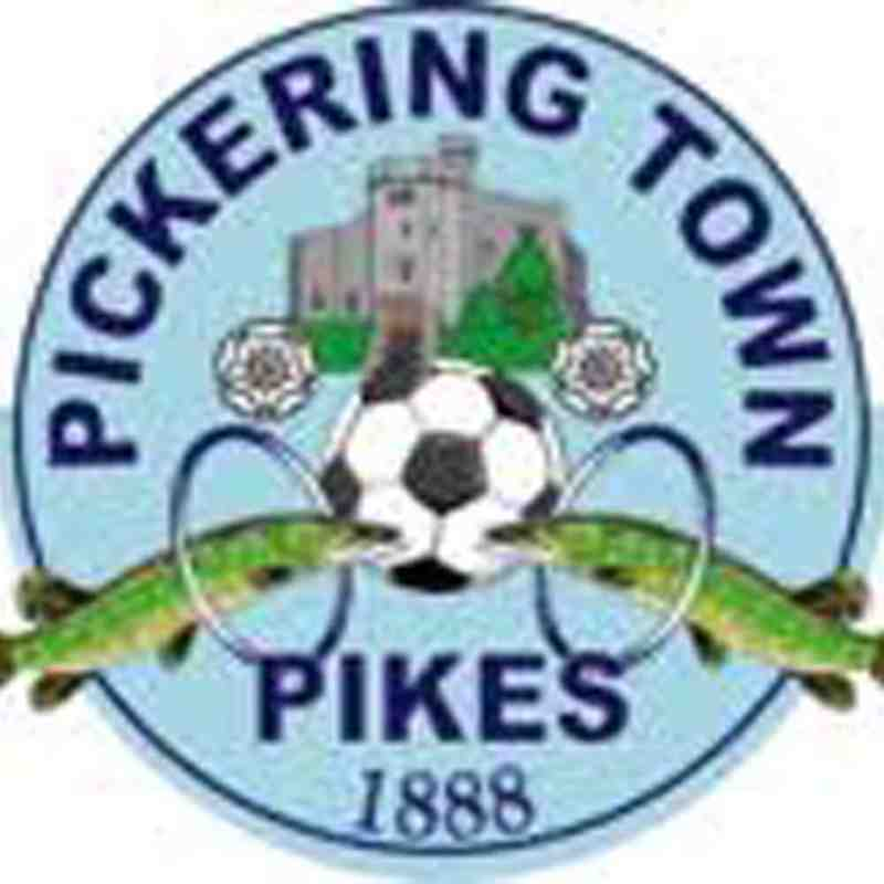 Pickering Town FC (home)  03/11/2018