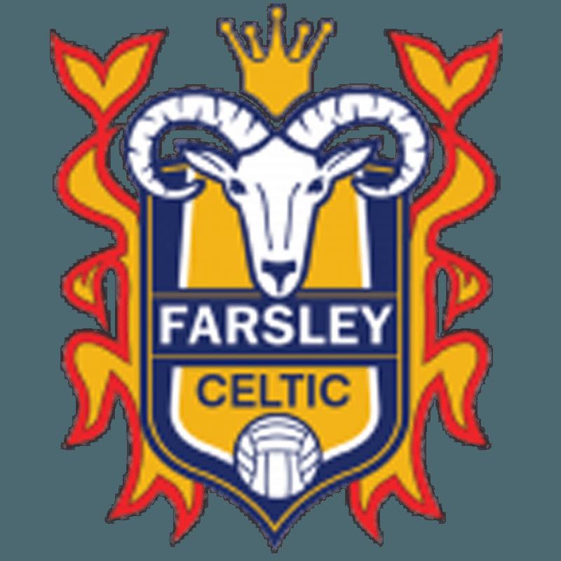 Farsley Celtic FC away (FA Trophy) 10/11/2018
