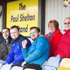 The Paul Shelton Stand (17/11/2018)
