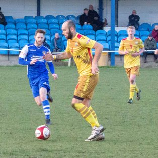 PONTEFRACT COLLIERIES 4-2 CARLTON TOWN - MATCH REPORT