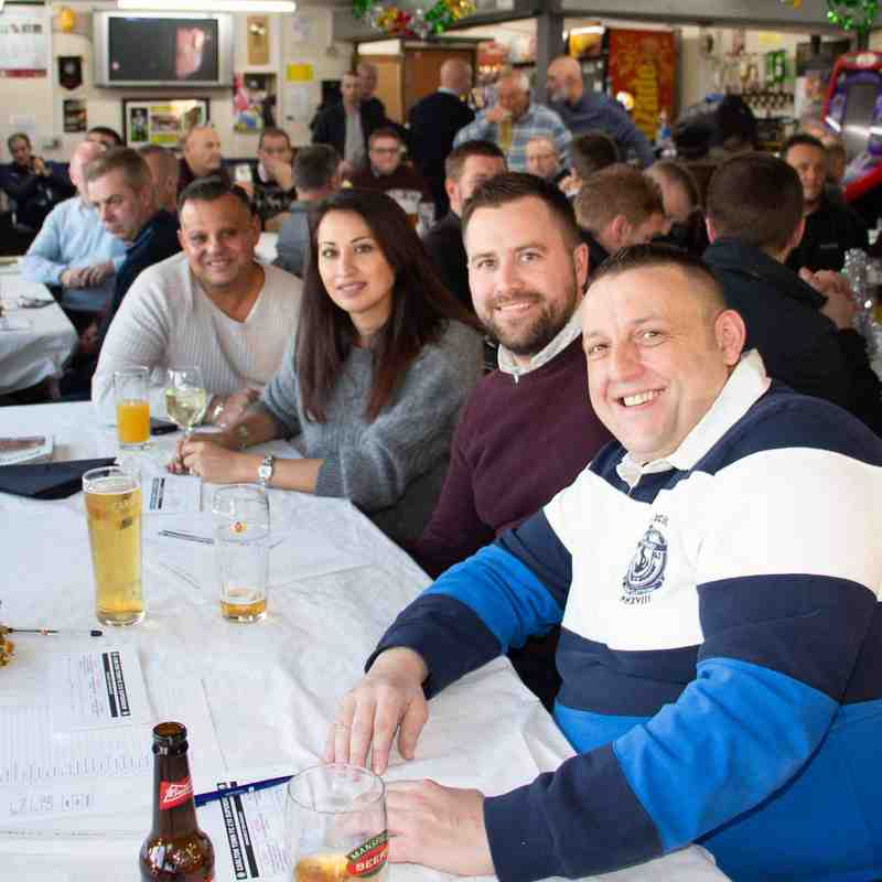 Carlton Town FC 2018 Xmas lunch (part 1 of 2)