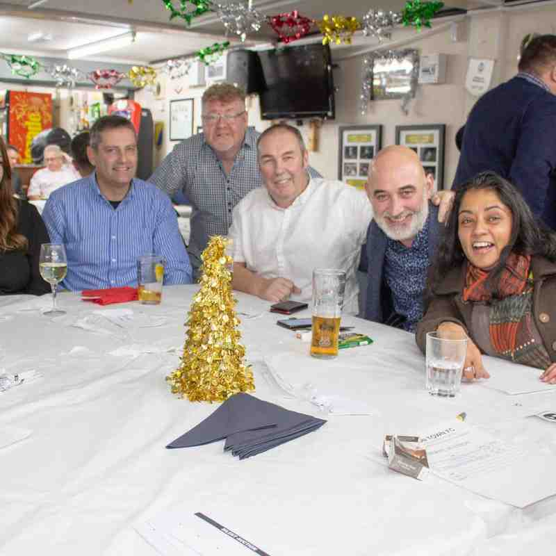 Carlton Town FC 2018 Xmas lunch (part 2 of 2)