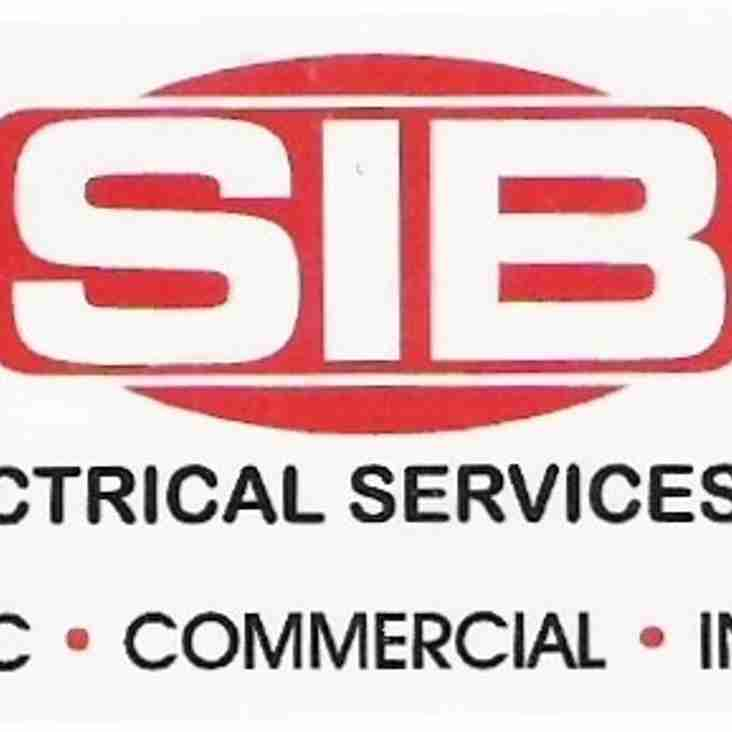 SIB Electrical Services LTD joins Bedfont Sports Club
