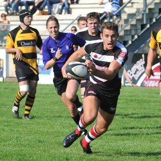 1st v Bournemouth First season home win - Drive on Lyd!!
