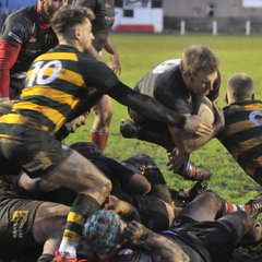 Lydney v Dings Crusaders Dec9th 2017