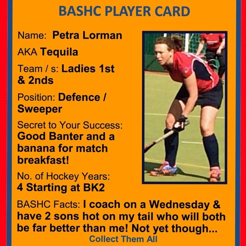 BASHC Player Cards