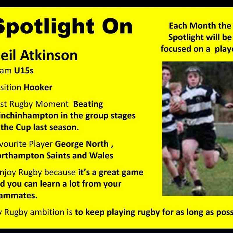 Spotlight On Cards