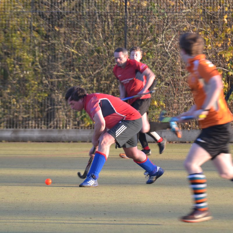 Men's Win away to Winchcombe 25/11/2017 Taken by Toby's Dad