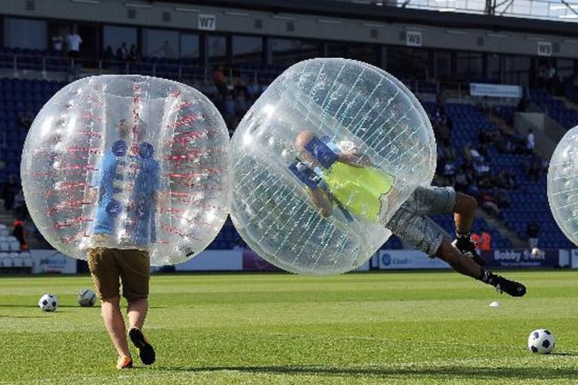 Meet the Epping & Ongar Round Table plus Zorb event