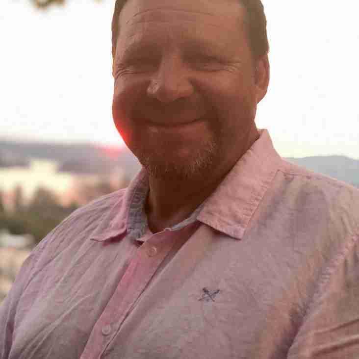 Man Down. John Campbell RIP