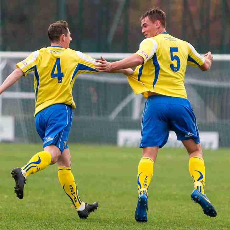 Town land home tie in FA Trophy