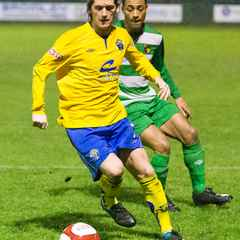 Warrington Town 1 Northwich Manchester Villa 0 AET