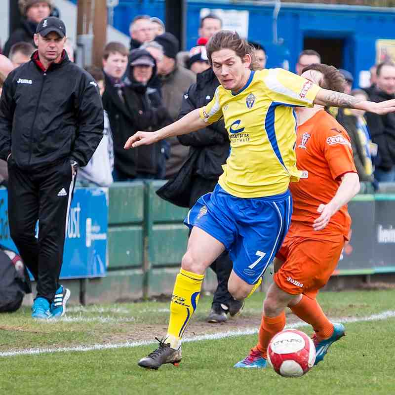 Warrington Town 4  Witton Albion 2