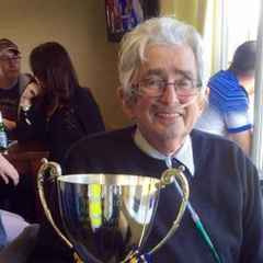 Death of club community champion